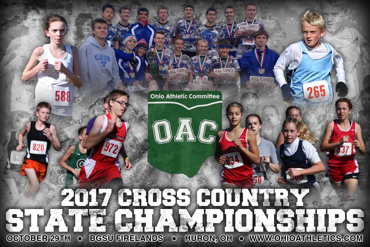 OAC Cross Country State