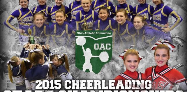 State Cheer Entry Deadline Dec. 28th
