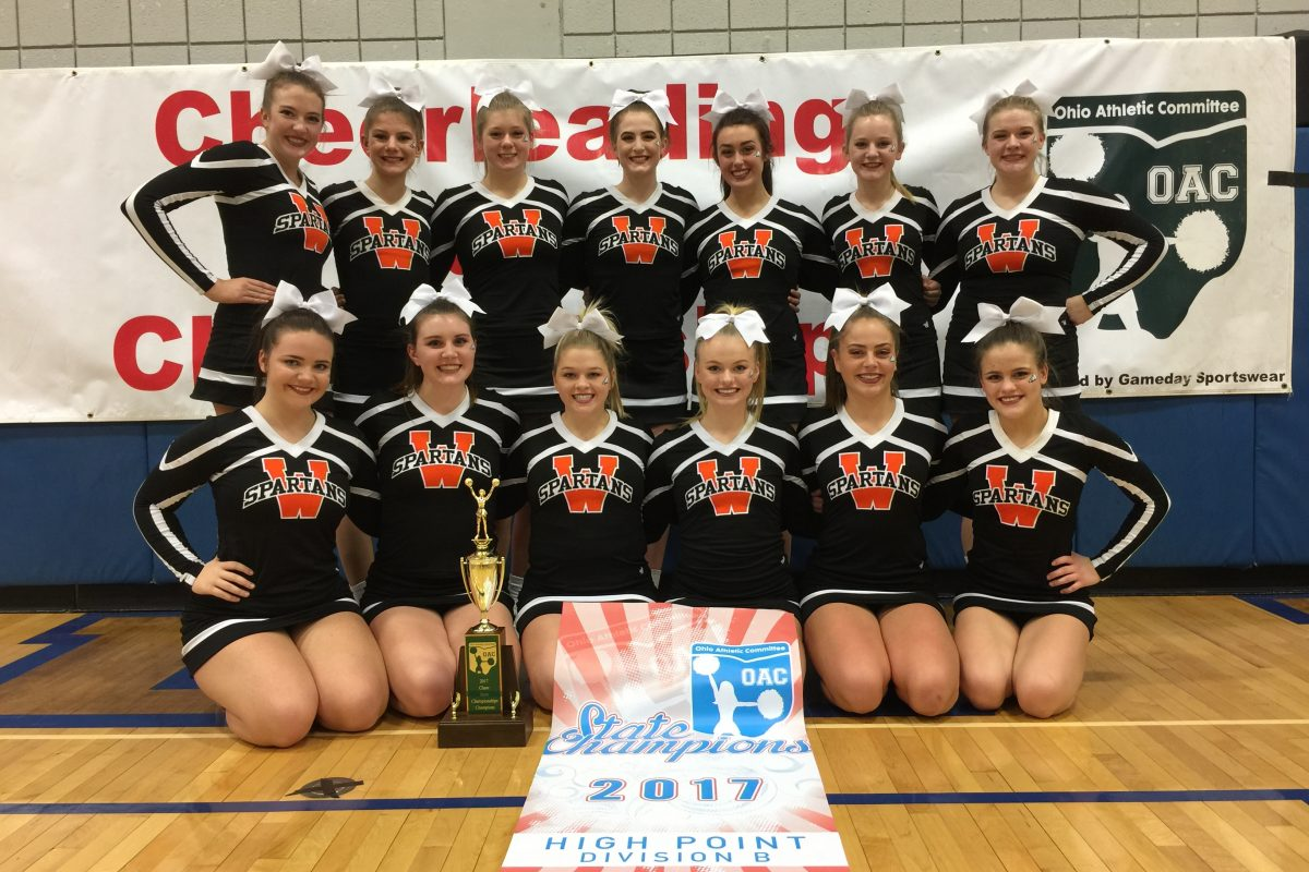 9th Annual OAC Cheer State Championships