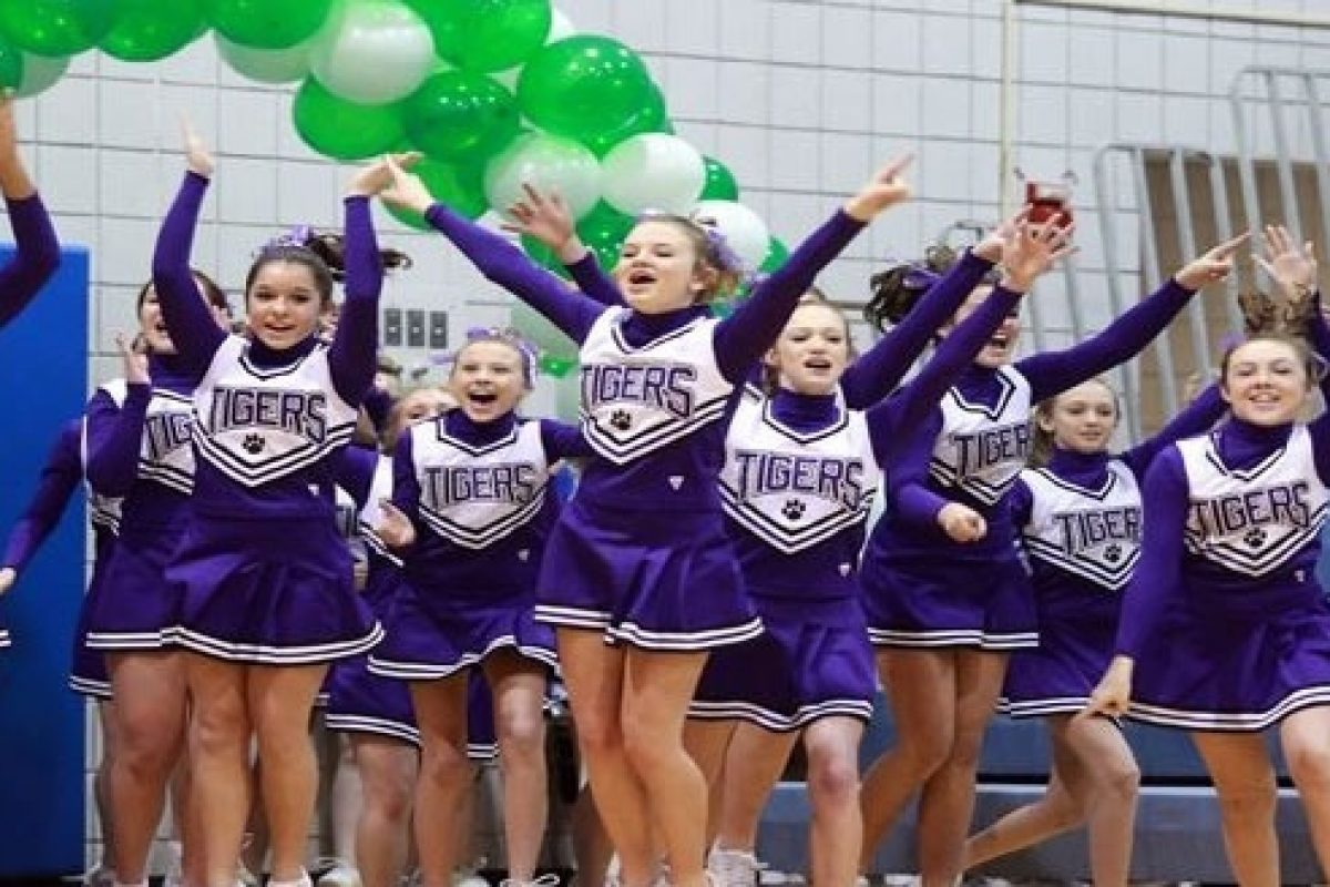 Cheer State Early Entry Dec. 13