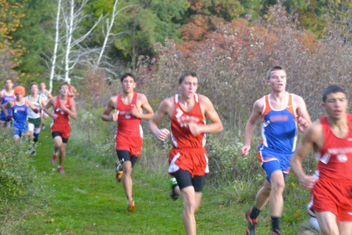 OAC State Cross Country Info