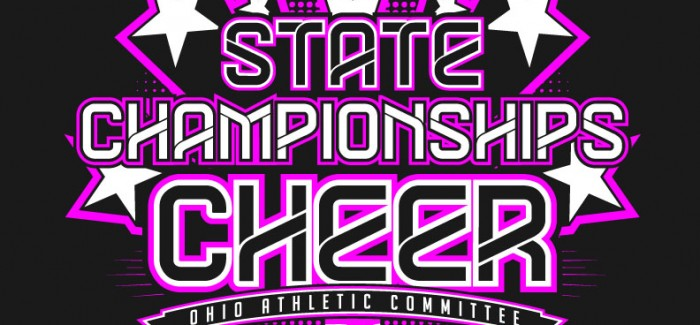 2014 Cheer State Results