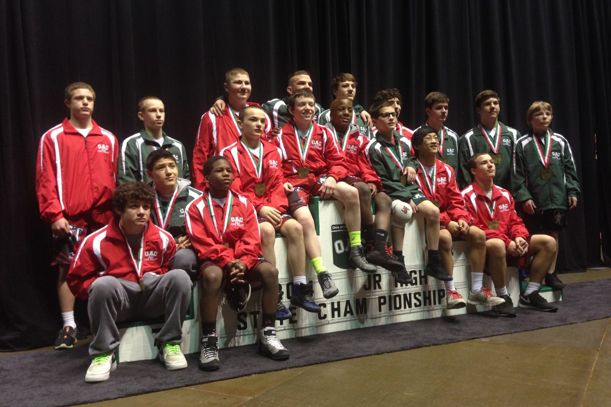 2014 Junior High State Matches (Video Coverage)