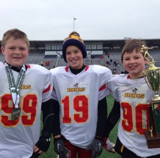10u State Football Results