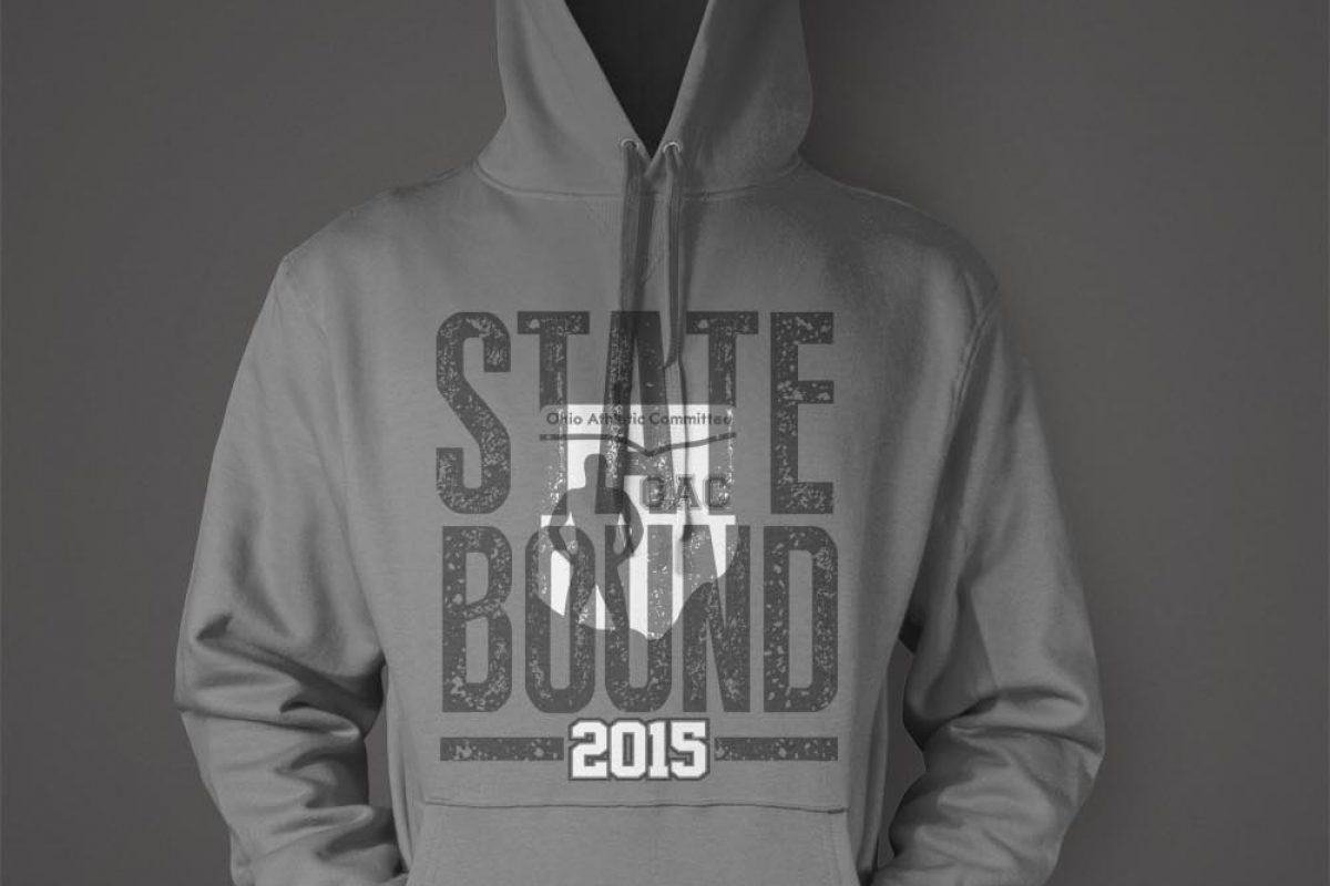 State Bound Hooded Sweatshirts