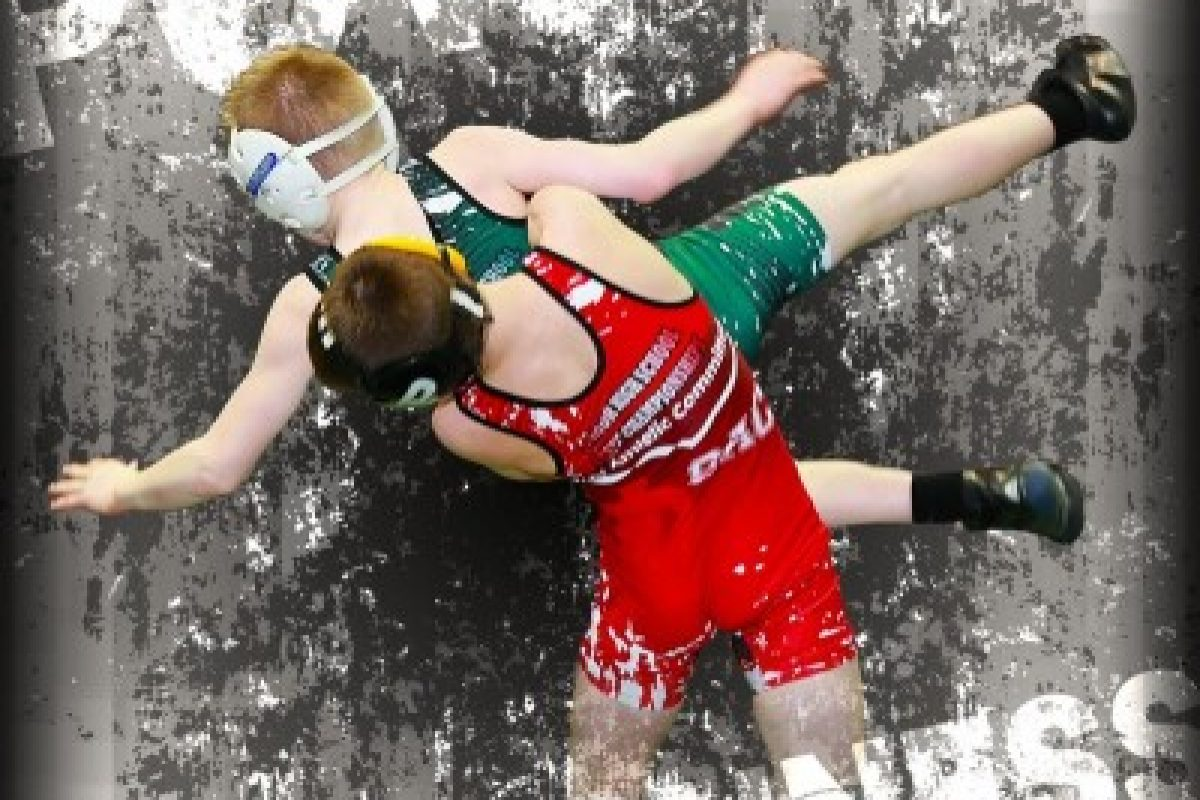 2015 Grade School State Finals Grey Burnett vs Carter Trukovich
