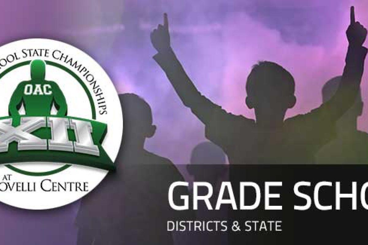 2015 Grade School State DIII 68   Ethan Birden Jr, R vs Nate Burnett, G