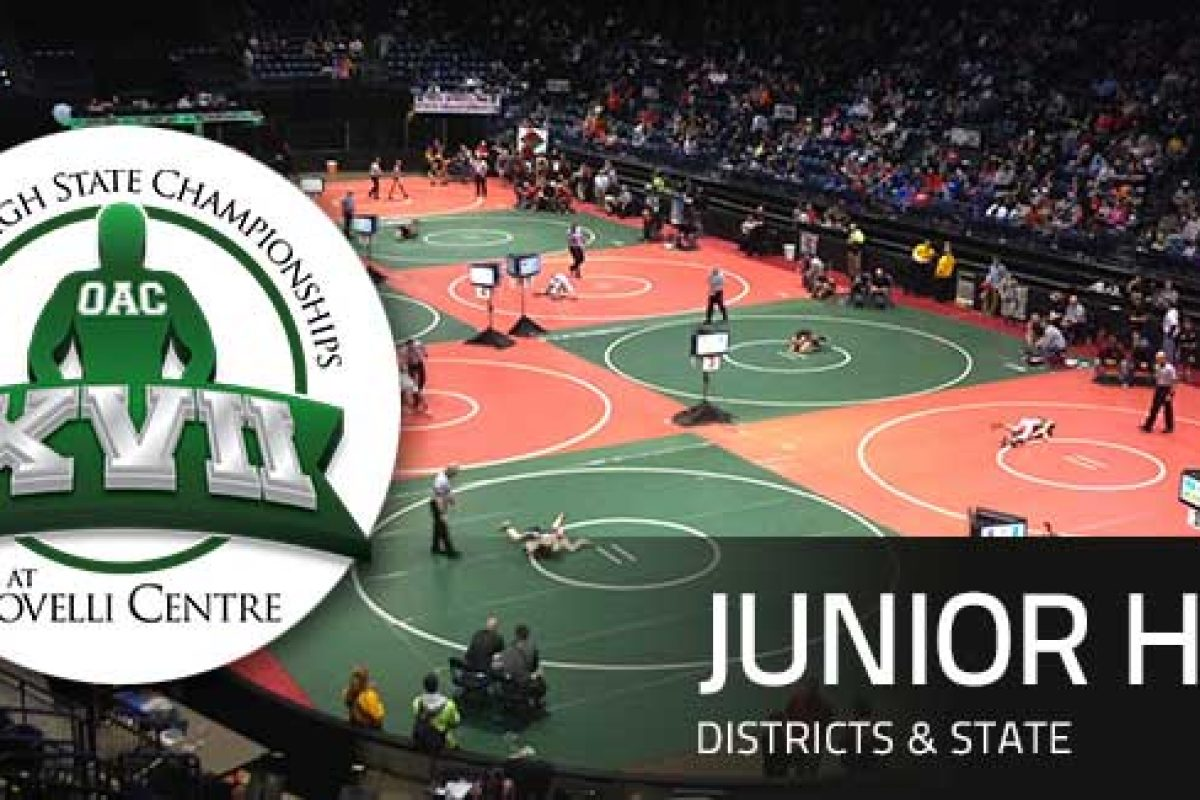 Junior High District Info