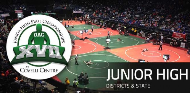 Junior High District Info
