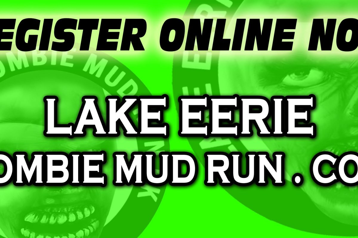 Lake Eerie Zombie Mud Run Sept. 26
