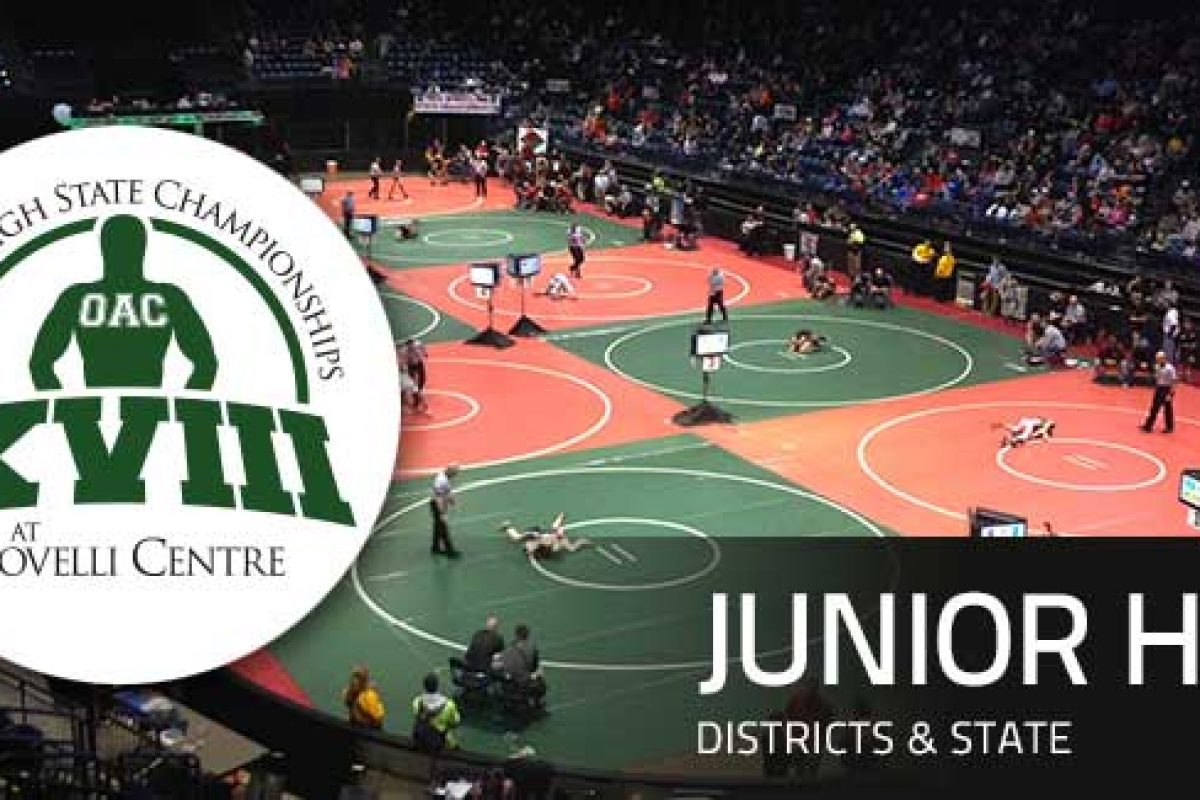 Junior High District Format & Grade School Weight Class Change
