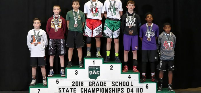 Grade School State Wrestling Tickets, Apparel & More