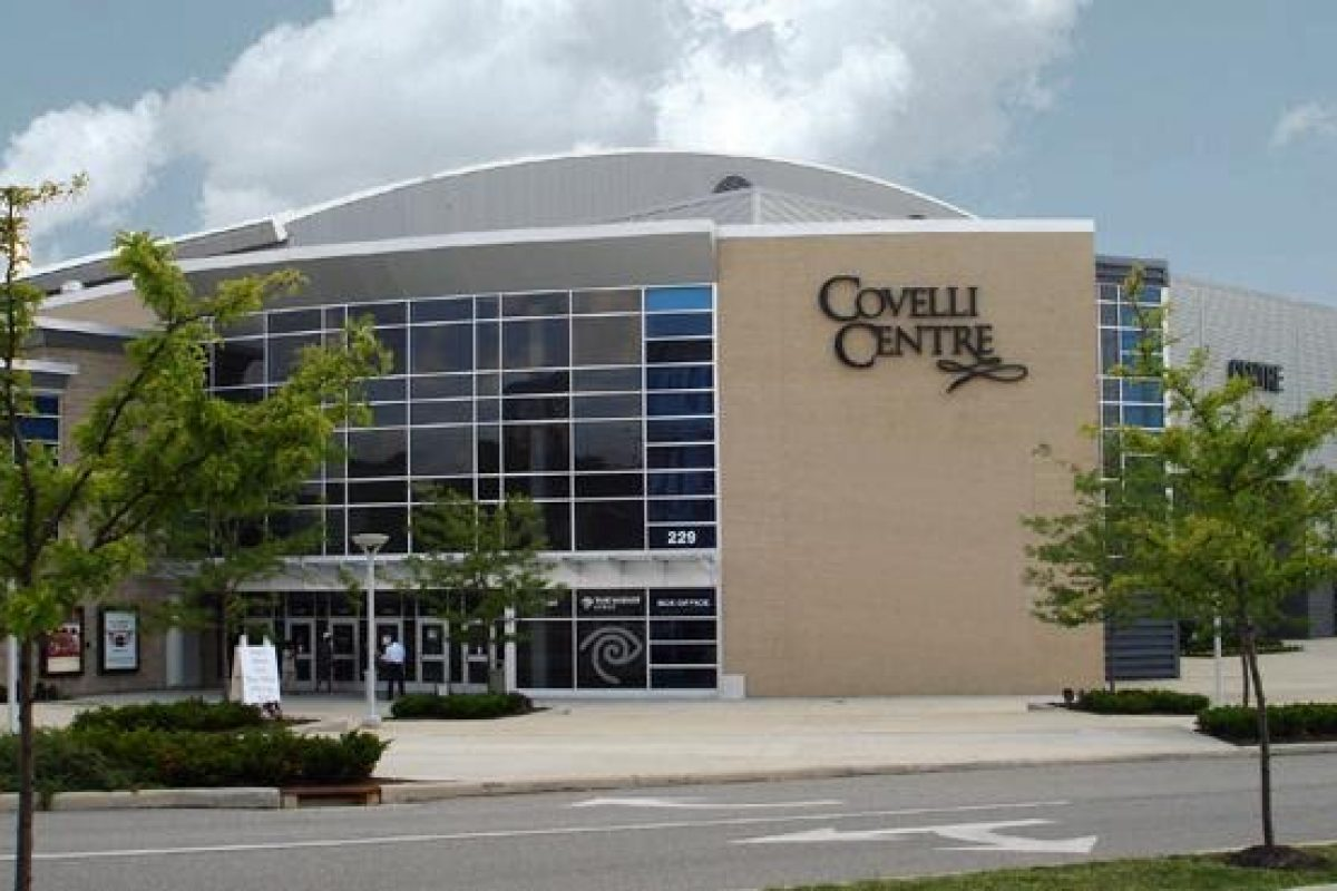 Ohio Junior High State Wrestling & Covelli Arena Info