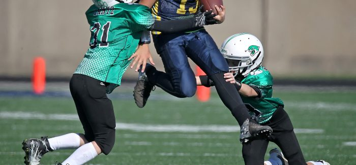 9th Annual Youth Football State Registration Now Open