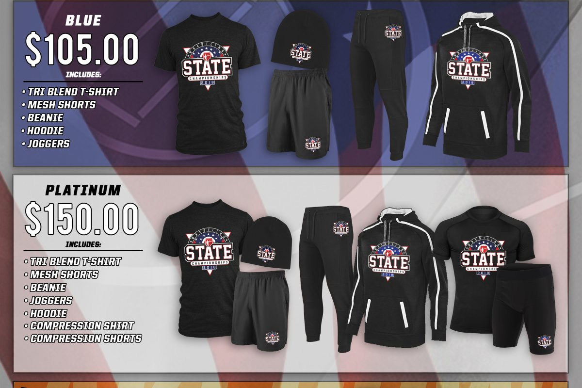 OAC Apparel Packages