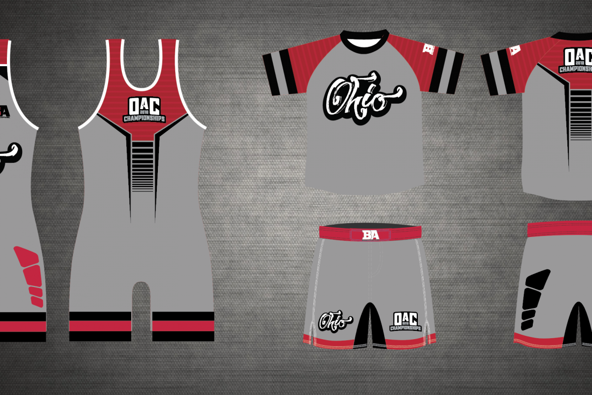 2018 OAC Singlet & 2 Piece Gear