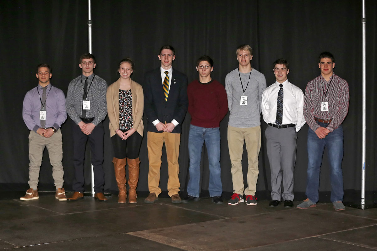 2018 OAC Scholarship Winners
