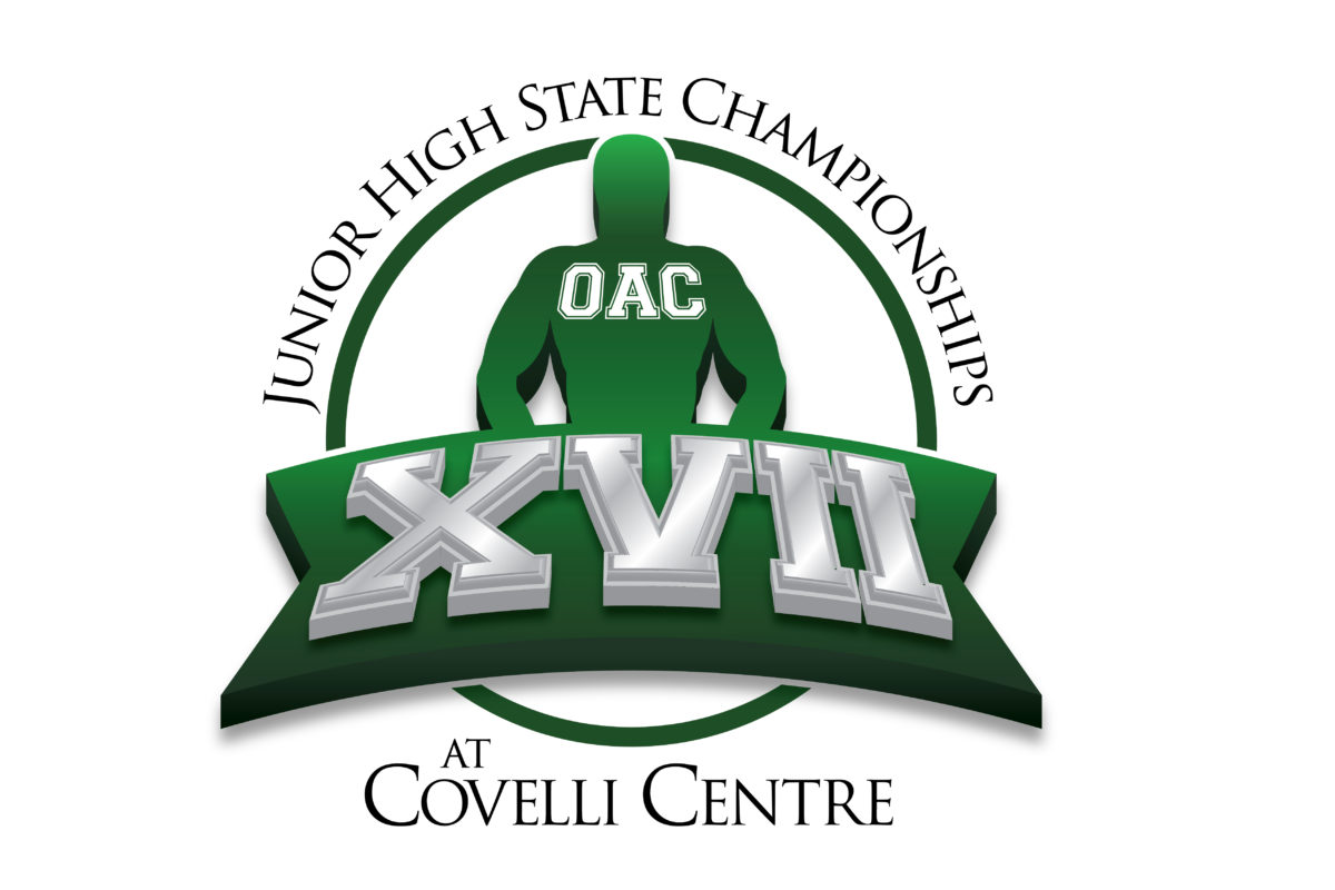 2015 Ohio Junior High State Wrestling Video