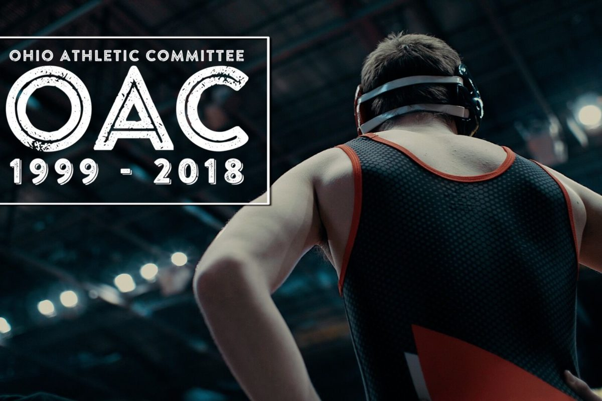The OAC Story- 20 Years of the Ohio Junior High State Wrestling