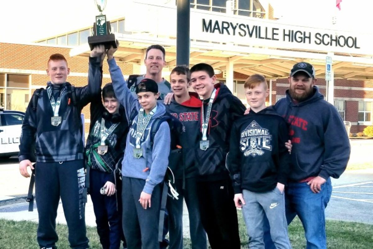 2018 Divisional State Results