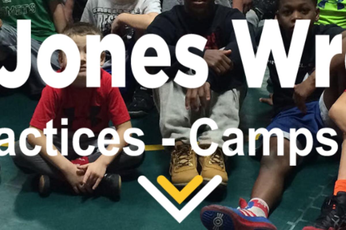 Team Jones Weekend Wrestling Camp