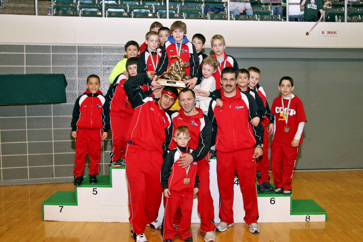 """Miron """"USA Youth Wrestling & Being a Dad"""""""