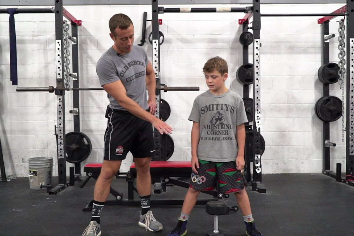 Strength & Conditioning for Junior High & Youth Wrestling