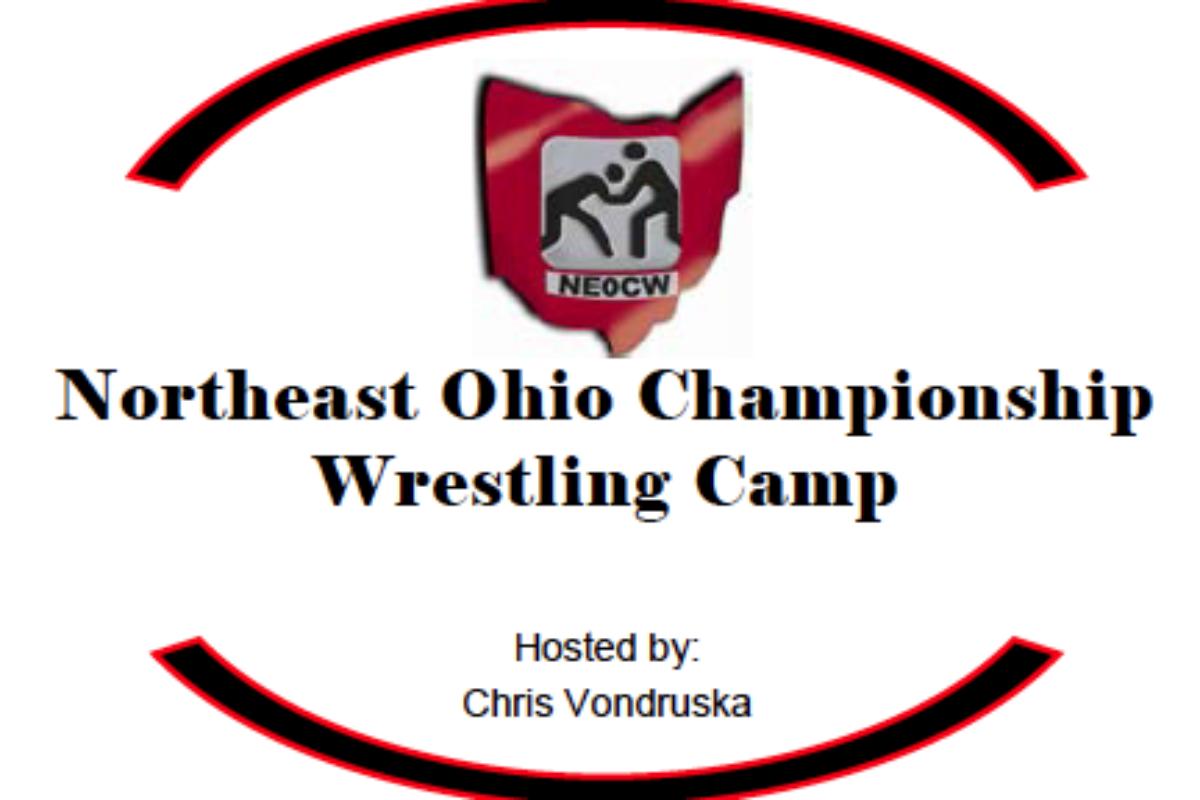 Northeast Ohio Championship Wrestling Camp July 2-6