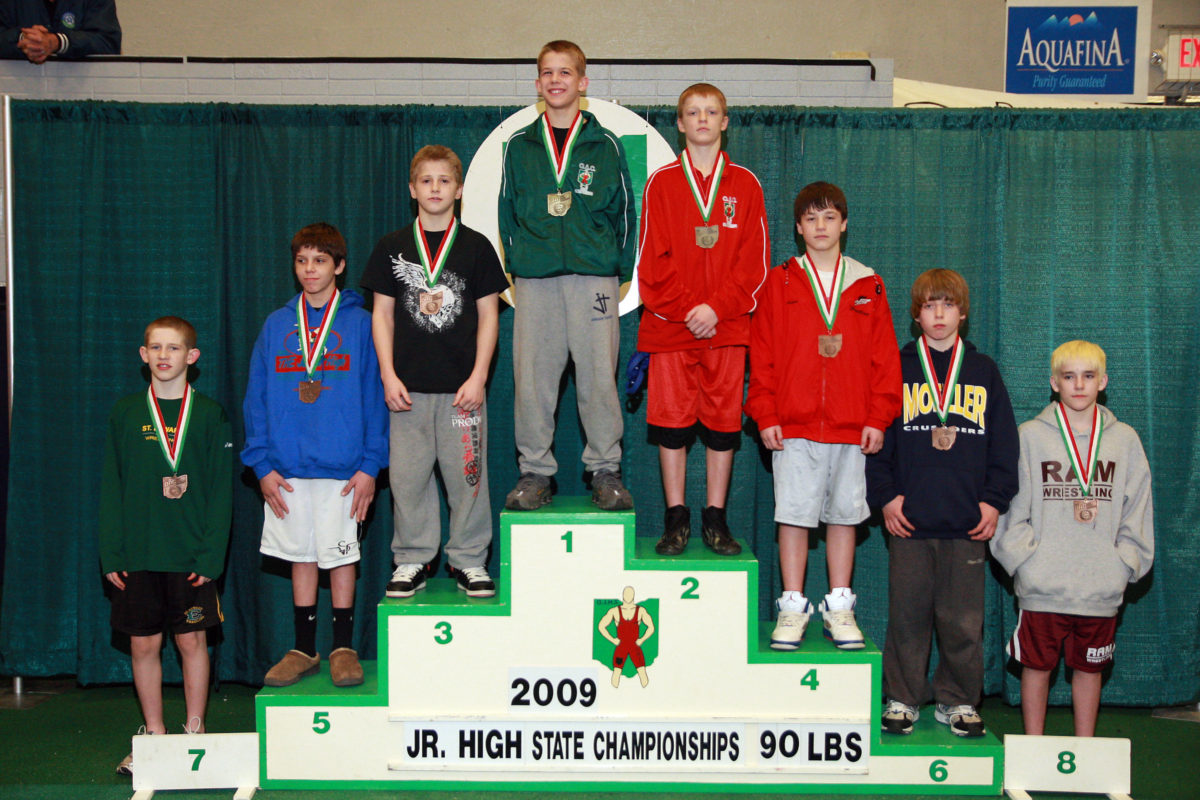 2014 Junior High State Special Guest- Micah Jordan