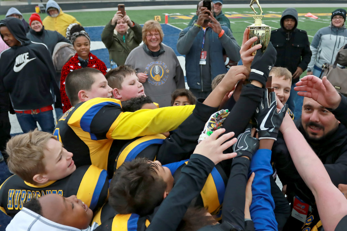 10th Ohio Youth Football State Championships