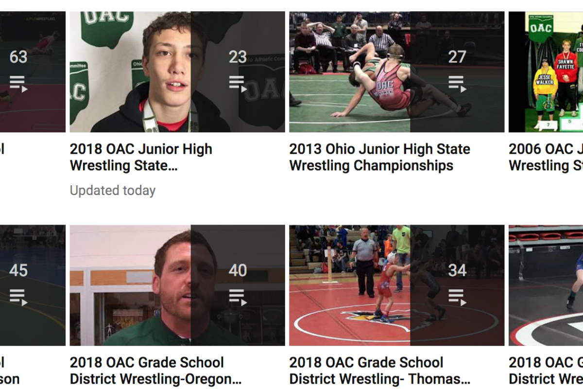See all of the OAC Videos at OAC.TV…Subscribe Now