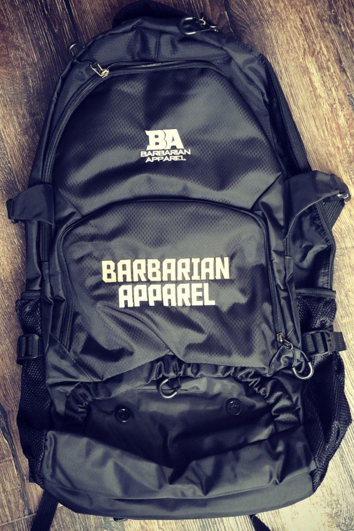 Win a Barbarian Apparel XL Bag