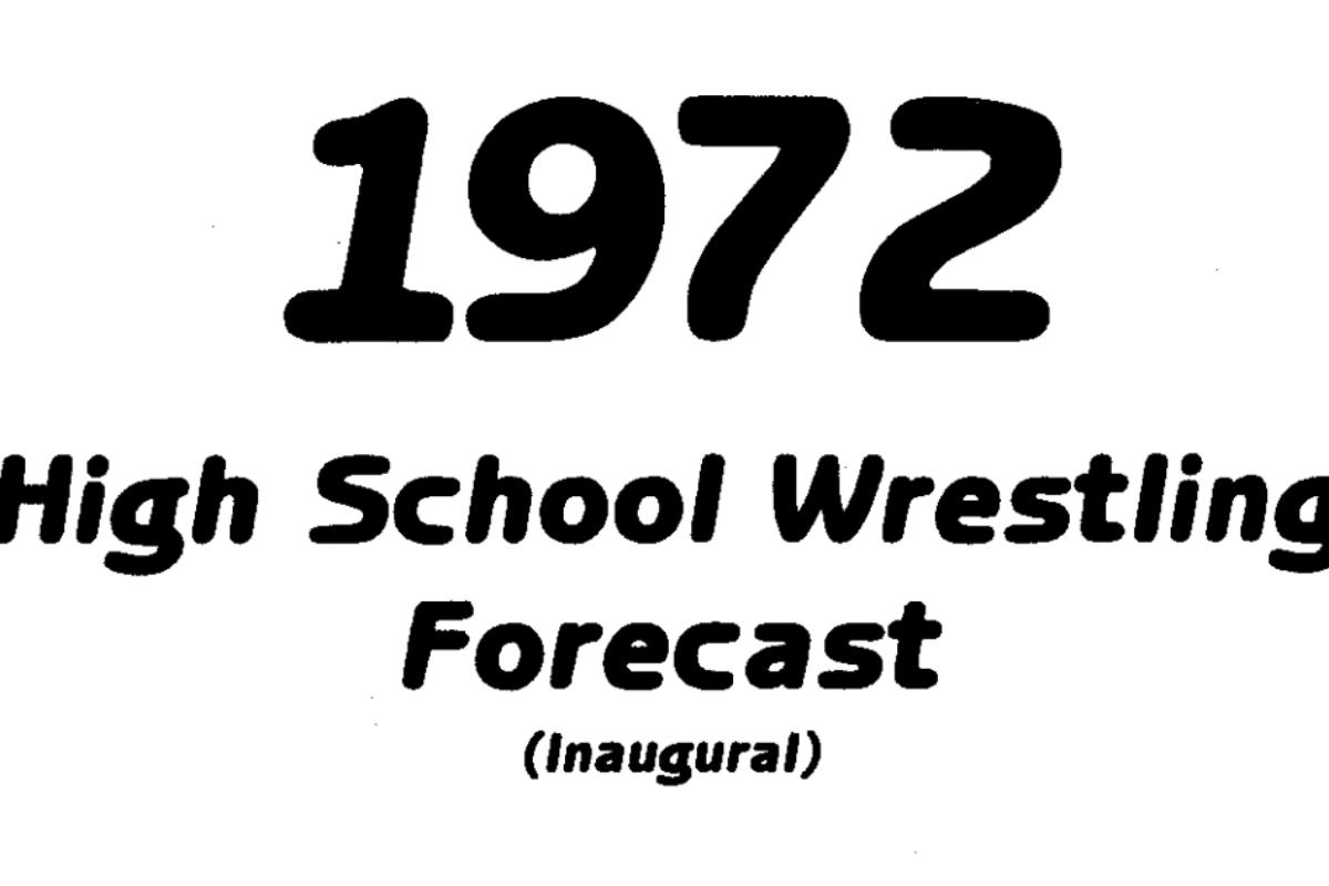 Inaugural Brakeman Report- 1972