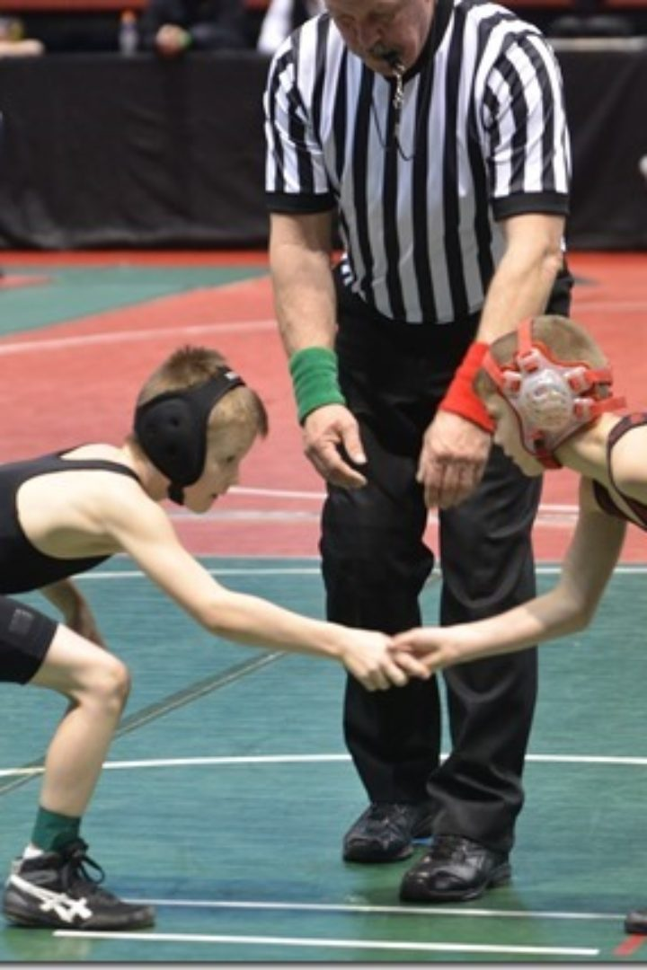 2019 Ohio Grade School State Duals Entry Request Form