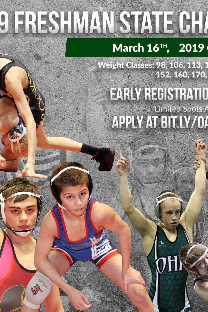 Freshman State 60% Full-Dont Miss Out