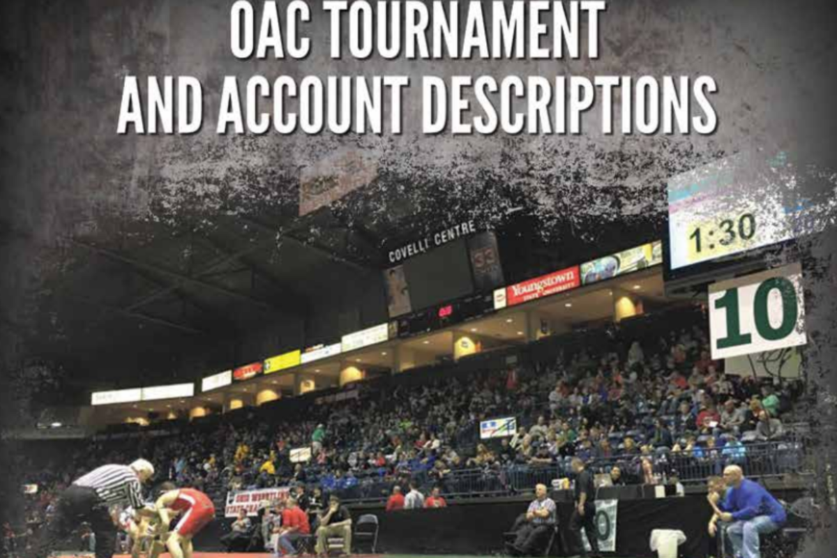 OAC Account & Tournament Descriptions