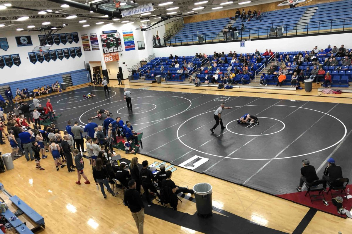 2018 Grade School State Duals Results