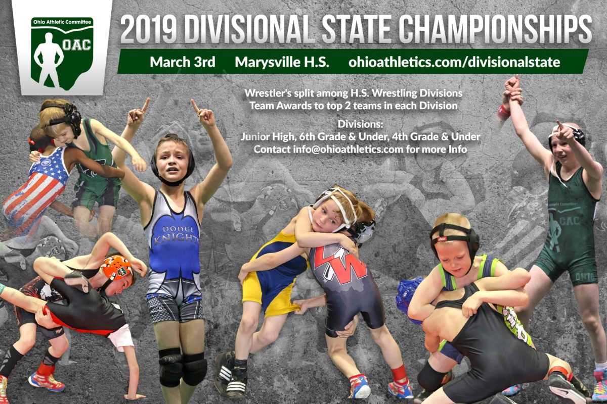 Divisional State 2 Weeks Away