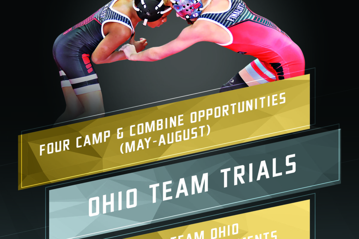 Team Ohio -Camp & Team Application