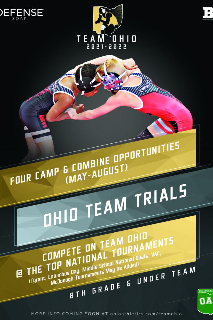 Team Ohio -Camp & Team Application