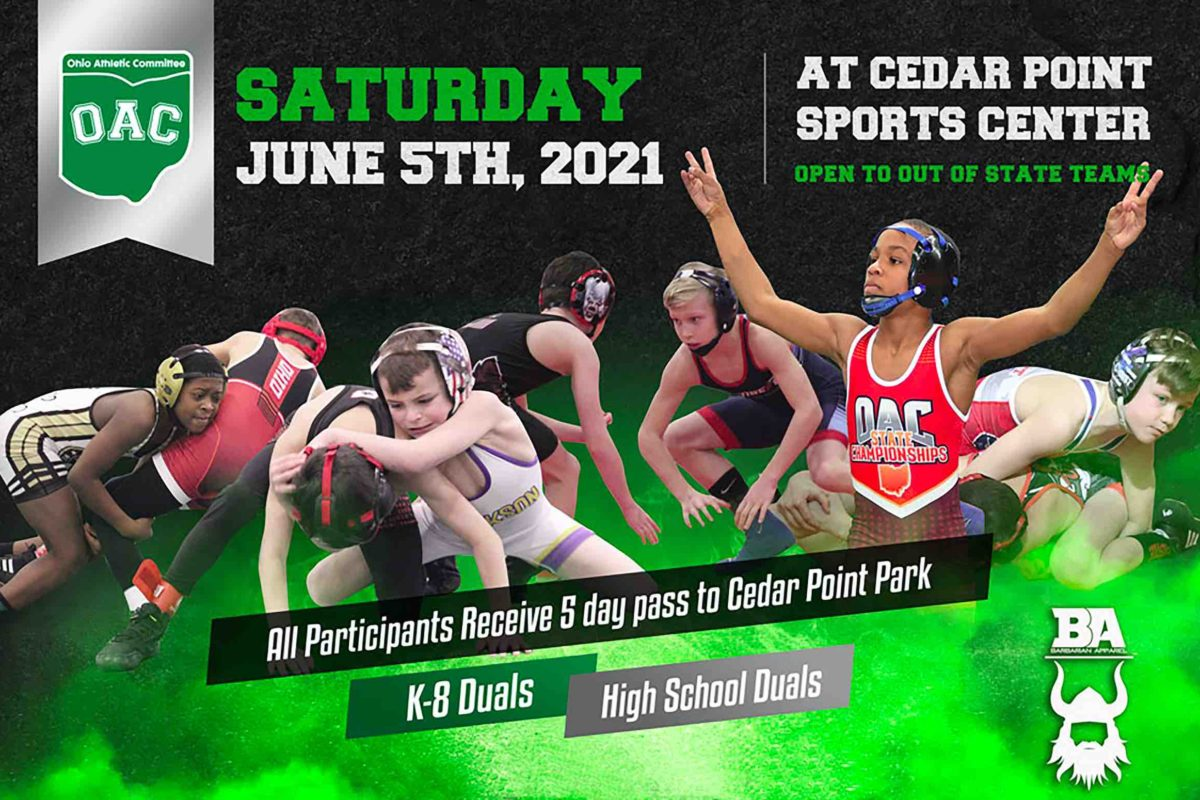 OAC Cedar Point Duals-Apply Here