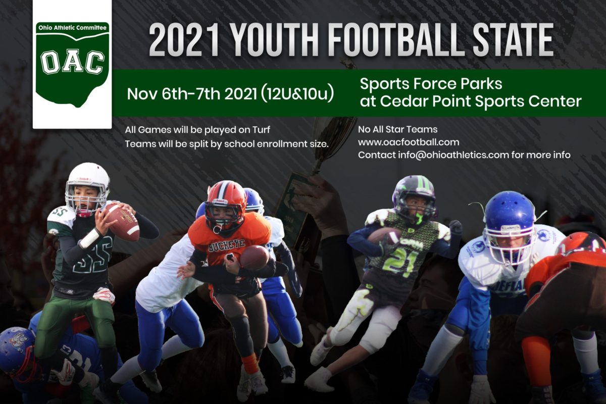 Football State Registration Now Open