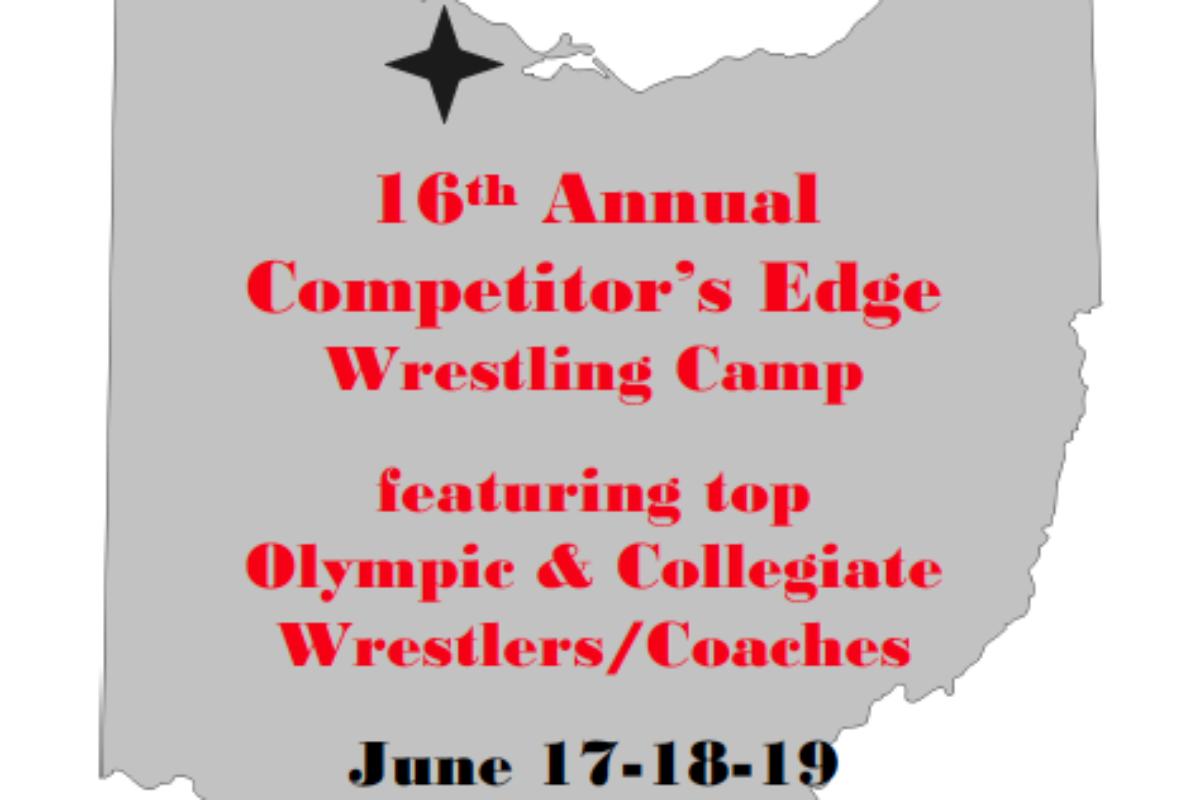 16th annual Competitor's Edge Wrestling