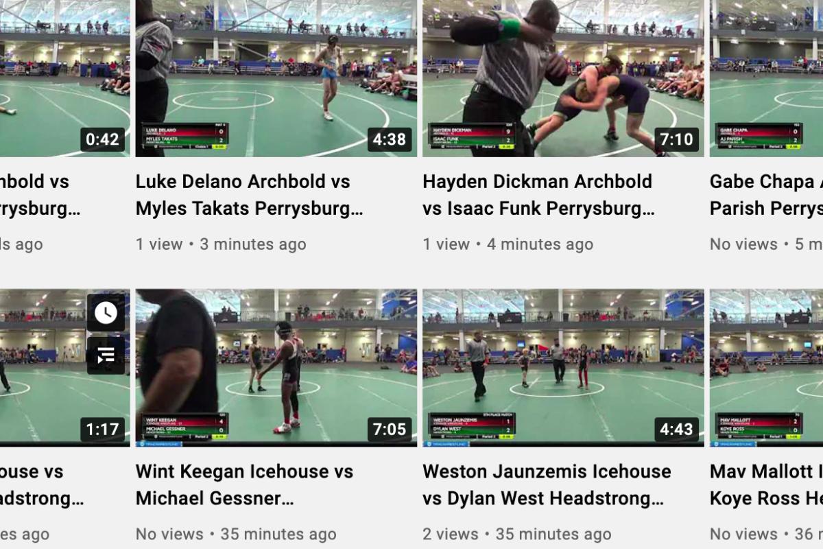 OAC Duals Videos