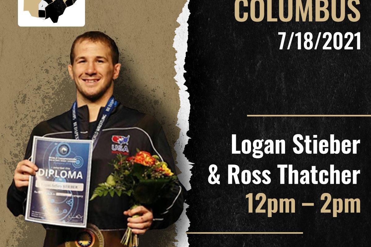 Logan Stieber Coverage Team Ohio Camp 2021