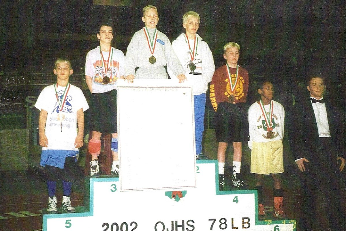 Legends of the OAC! 2002 78lbs