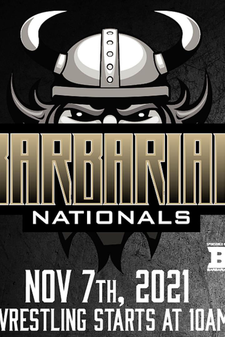 Barbarian & Athena Nationals- Nov. 7th
