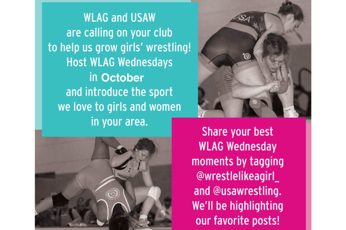 She Can Wrestle- Wednesday, Oct. 20th-Archbold